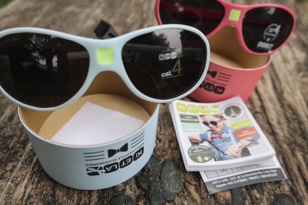 Sonnenbrillen für Kinder von Ki ET LA