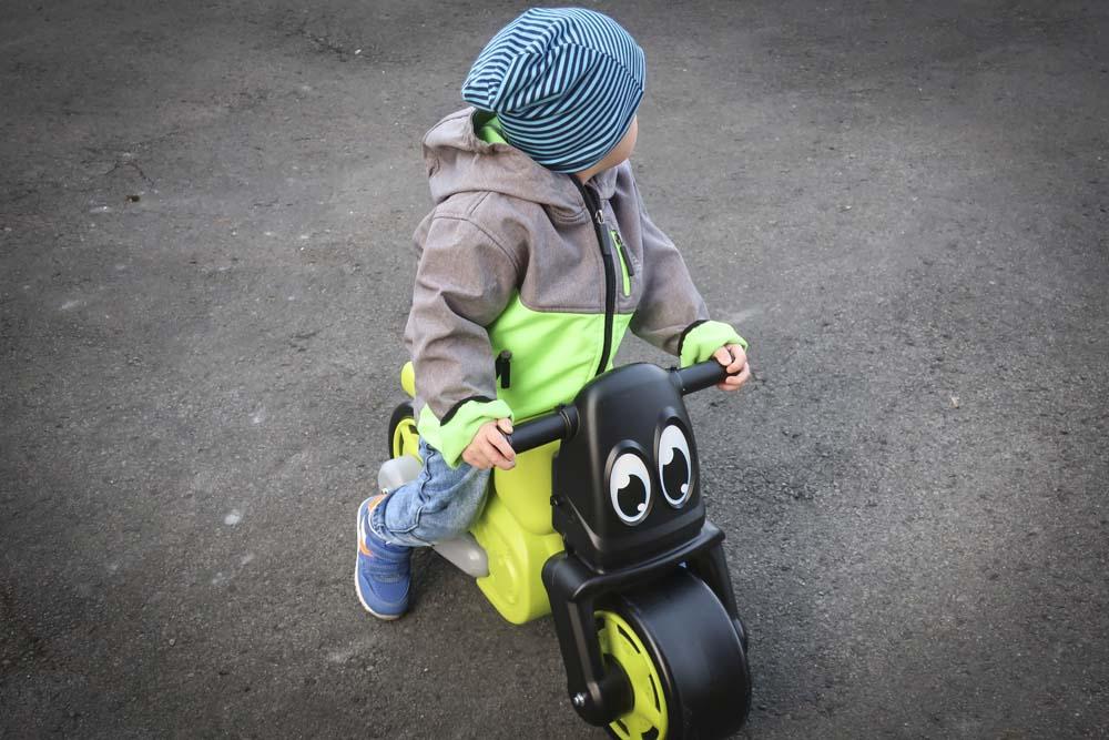 Werbung – Unsere Erfahrungen mit dem BIG-Racing-Bike