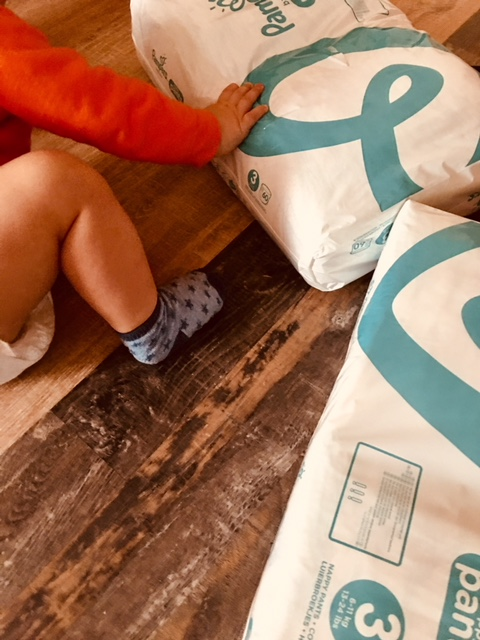 Pampers baby-dry happy pants – im Test