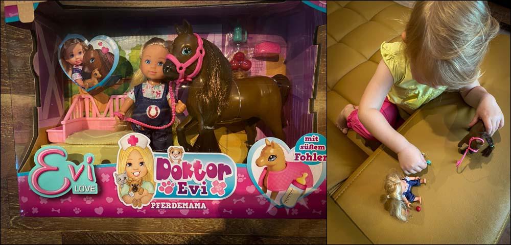 Mein Mädchen ist eindeutig eine Pferdemama