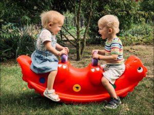 Als Mama von Zwillingen empfehle ich dir heute den BIG-Sammy-Rocker