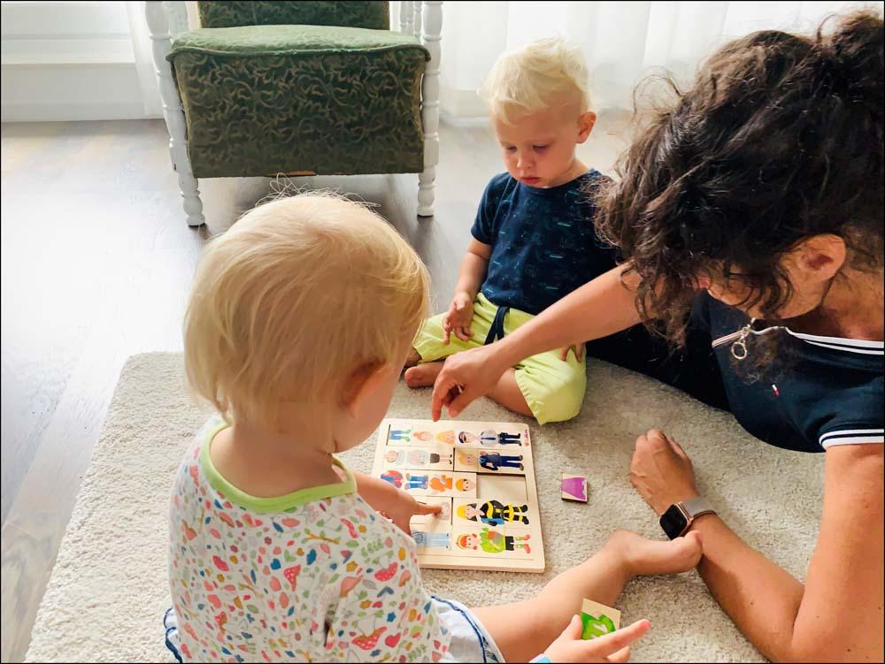 Spielzeugempfehlung – Das Eichhorn Einlegepuzzle