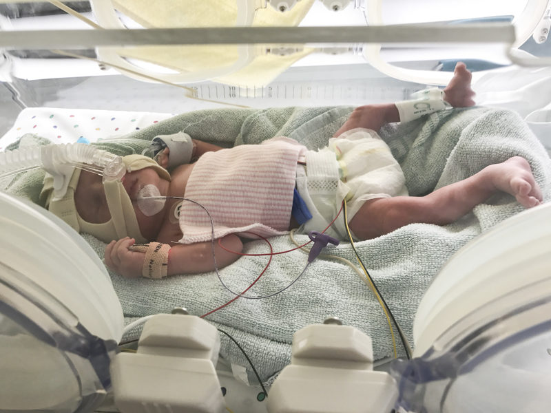 Die Zeit im Krankenhaus – Unsere kleinen Kämpfer