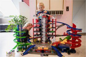 WOW – Super City Garage mit 6 Autos