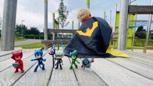 PJ Masks-Pyjamahelden – Spielfiguren