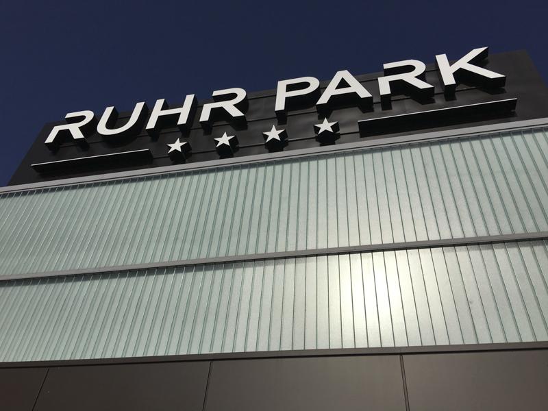 Der Ruhrpark in Bochum – Mein Shoppingcenter