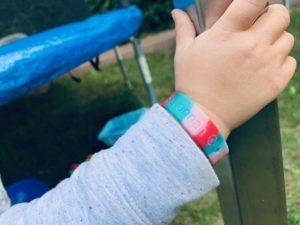 Ein SOS-Armband für dein Kind – mein Mama-Tipp