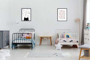 Ein Kinderzimmer für Zwillinge einrichten